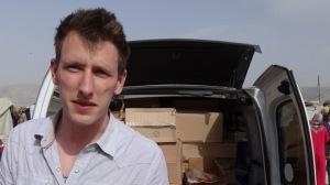US aid worker Peter Kassig