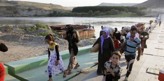 ISIL Cut Throats of Over 100 Kids in 1 Yazidi Village