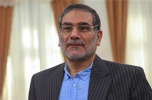 Rear Admiral Ali Shamkhani