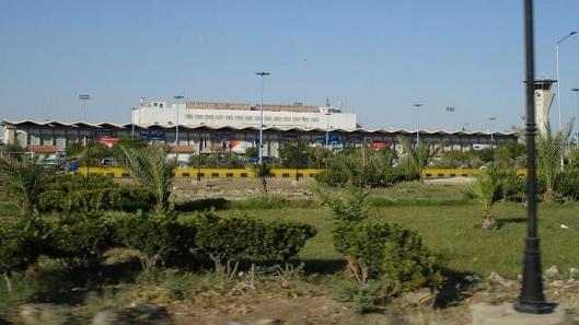 Syria-airport