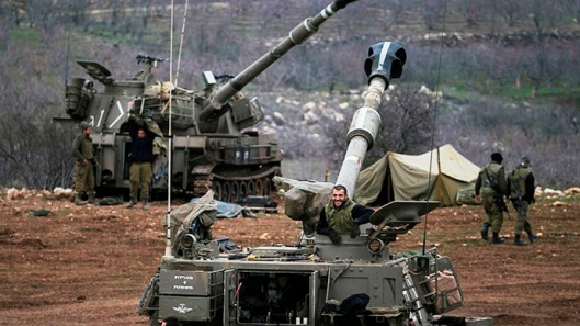 Israeli soldiers-2015-golan-28
