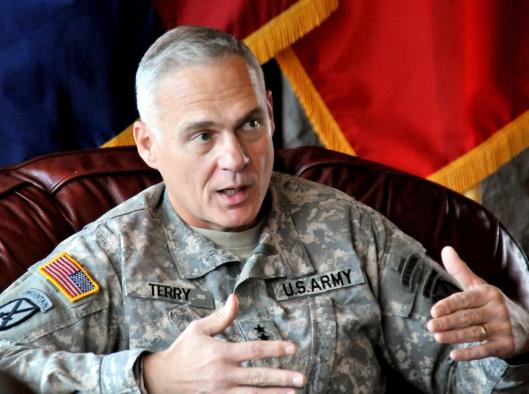 Lt. Gen. James L. Terry