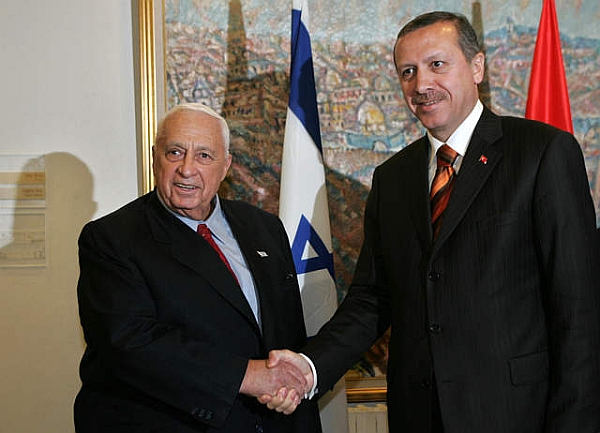 Image result for Erdogan SHARON PHOTO