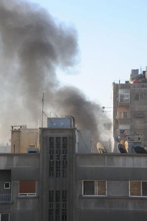 Rocket-attack-Damascus-1