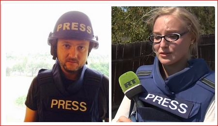 Russian journalists