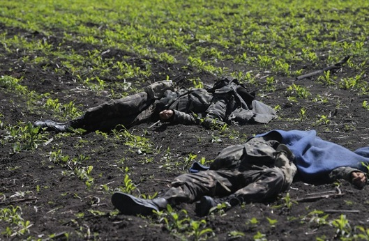 Ukrainian soldier killed-1-529