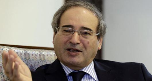 Ballots will decide Syria future: Deputy FM