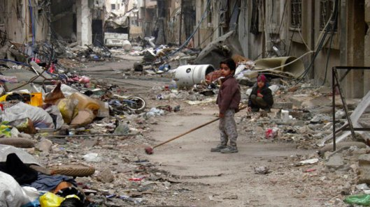 Homs-kids