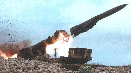 K-300P Bastion coastal defense missiles