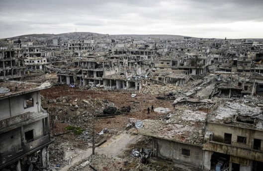SYRIA-TURKEY-IRAQ-US-CONFLICT