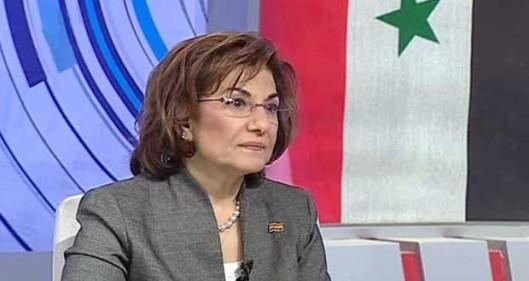Presidential Political and Media Advisor Bouthaina Shaaban-620x330-20150318