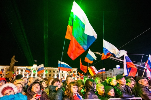 Simferopol residents