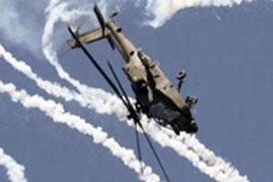 le Hebollah frappe un hélicoptère US