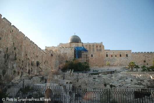 al-Aqsa-2007-10-© Photo by SyrianFreePress.NETwork
