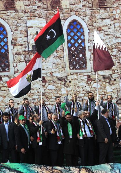PALESTINIAN-GAZA-CONFLICT-HAMAS-MESHAAL