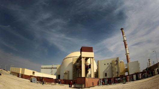 IRAN-Bushehr nuclear power plant