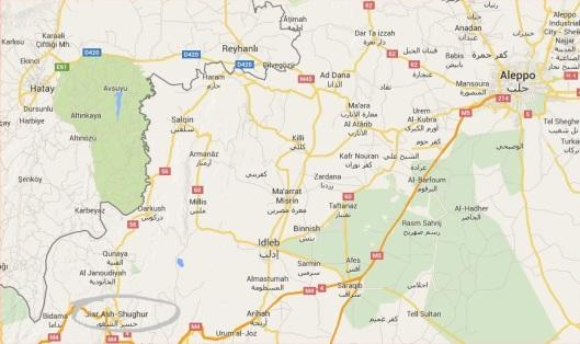 Jisr al-Shughour-2