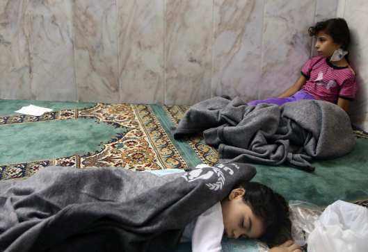 nerve-gas-attack-on-damascus-by terrorist-gangs
