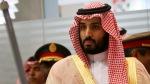 Saudi Defence Minister urine-drinker Mohammad bin Salman