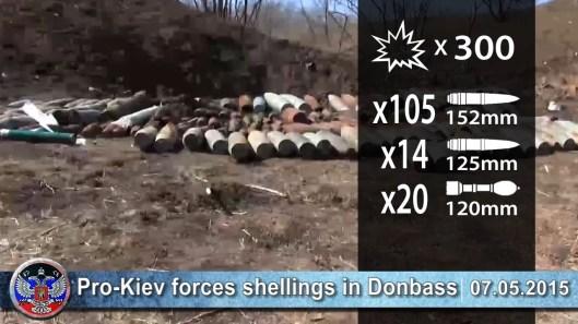 07.05.2015 Ukraine Crisis News