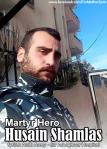 martyr hero Husain Shamlas