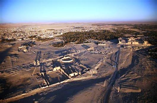 Palmyra-Tadmur-VIEW