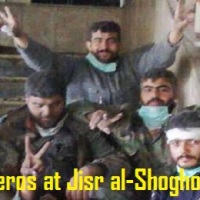 The Battle for Jisr al-Shughur (Idleb) hospital: Syrian Army kills dozens of NATO's backed mercenaries