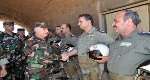 Gen. Ali Abdullah Ayoub-1