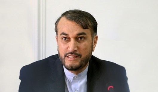 IRAN Minister Hossein Amir Abdollahian
