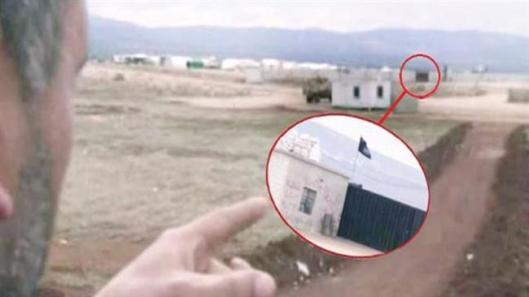 Turkish intelligence escorting ISIL into Syria