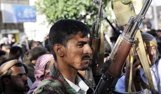 Ansarullah-fighters