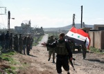 Battle-South-Syrian-border