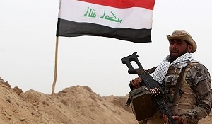 Iraqi Forces Continue Joint Operation-300
