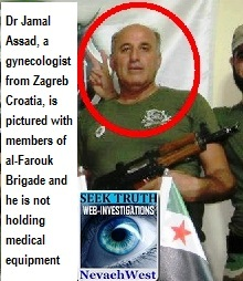 Jamal Assad jihadist gynecologist