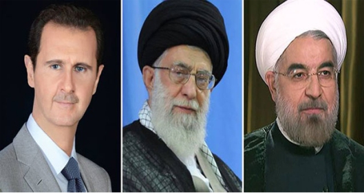 President-al-Assad-Ali-Khamenei-Hassan-Rouhani