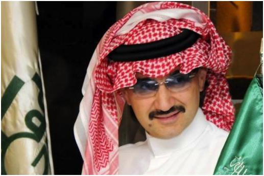Prince Al-Waleed bin Talal
