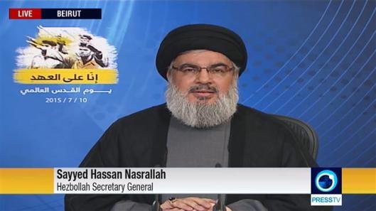 Sayyed Nasrallah-al-quds-day-2015-1