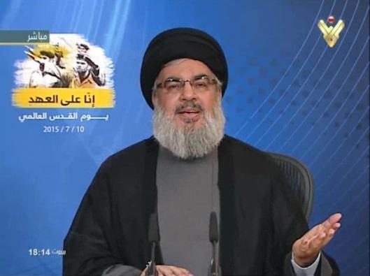 Sayyed Nasrallah-al-quds-day-2015-3