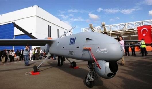 Turkish Spy Drone