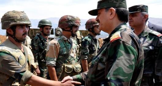 Defense-Minister-visit