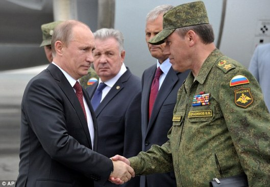 Originally from Tatarstan, General Valéri Guérassimov, head of the armed forces of the Federation of Russia and deputy vice-Minister of Defence, is very familiar with Islam. Besides this, he cracked down on crimes committed by Russian soldiers in Chechnya, and victoriously fought the jihadists of the Islamic Emirate in Itchkeria.