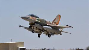 Israeli warplane