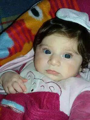 Infant Rimas Al-Nayef