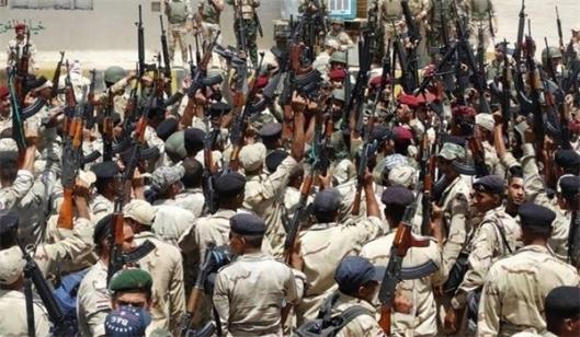 Iraqi Popular Forces