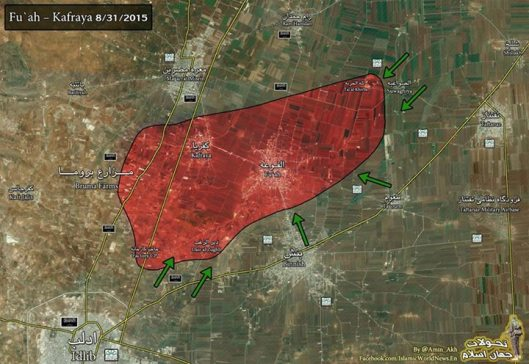 kafarya-map