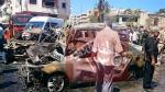 mortar attacks in Lattakia and Damascus-1