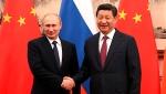 President Vladimir Putin and Xi Jinping