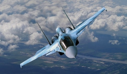 Russian Jets Use Iraqi Airspace