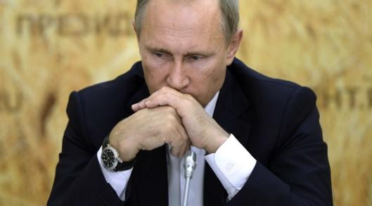 Russian President Vladimir Putin - photo by Alexei Nikolsky-Reuters