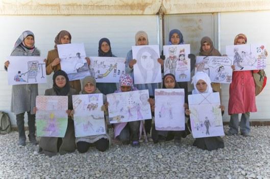 Syrian refugee women raped-9